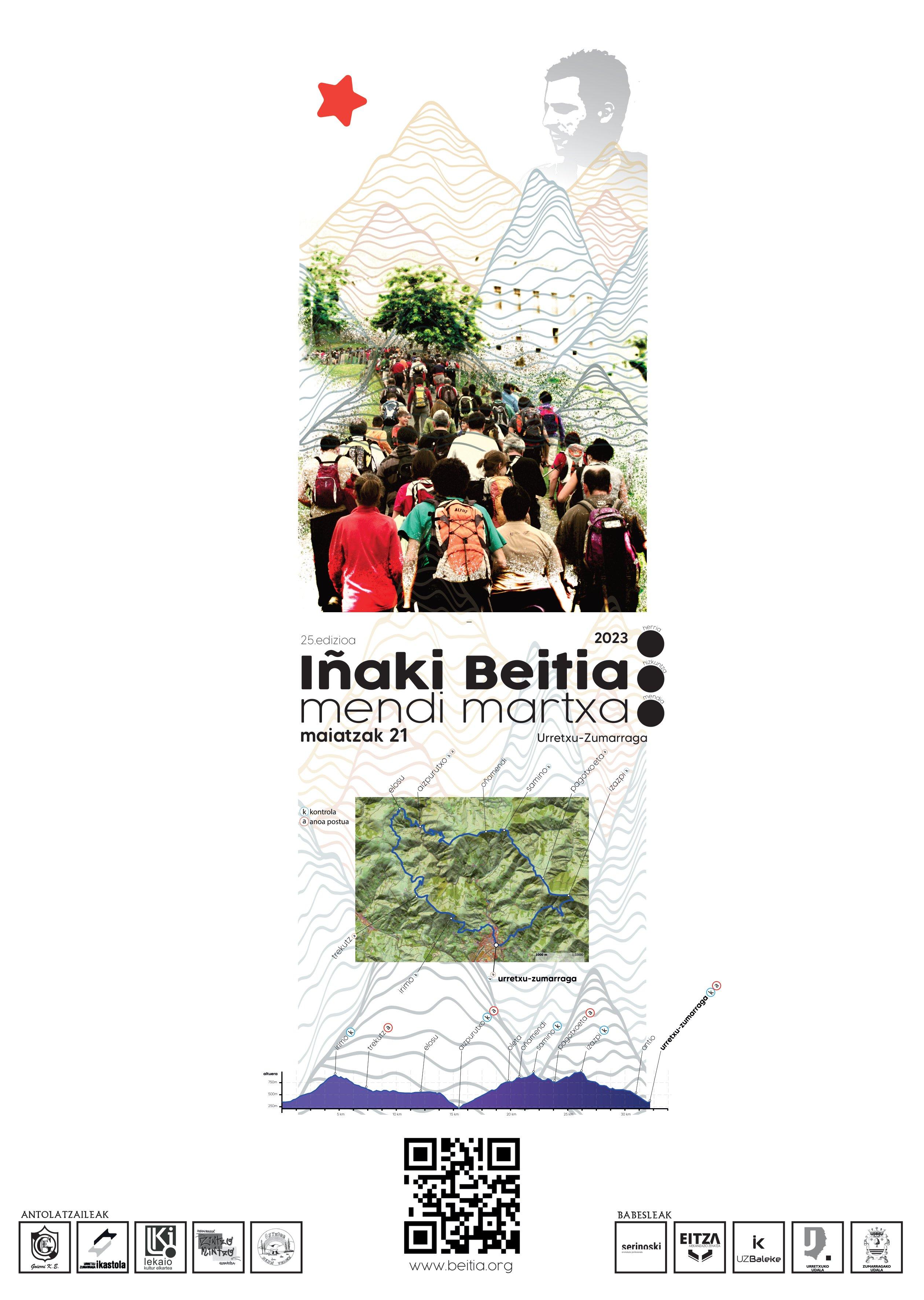 Iñaki Beitia Mendi Martxa 2018